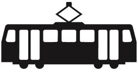 Tram/light rail interchange