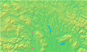 Location of Prešov in the Prešov Region (East)