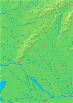 Location in the Trnava Region