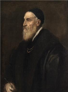 Self-Portrait (Titian, Madrid)