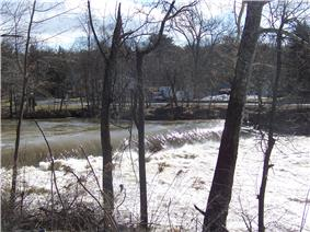 Wappinger Creek at Red Oaks Mill