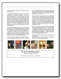 The Inter Religious Peace Sports Festiva... by Gehring, John W.