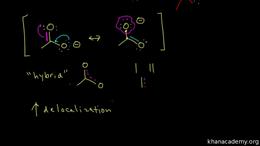 Formal charge and resonance : resonance ... Volume Organic Chemistry series by Sal Khan