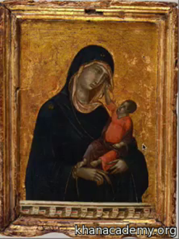Siena : Duccio's Madonna and Child Volume Art History series by Beth Harris, Steven Zucker