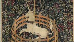 Flanders : The Unicorn in Captivity Volume Art History series by Beth Harris, Steven Zucker