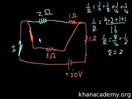 Electricity and magnetism : Circuits (pa... Volume Science & Economics series by Sal Khan