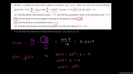 Calculus BC sample questions : 2011 Calc... Volume Calculus series by Sal Khan