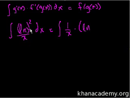 Indefinite integral as anti-derivative :... Volume Calculus series by Sal Khan