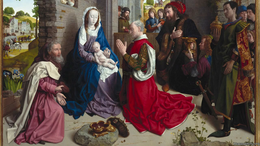 Flanders : van der Goes' The Adoration o... Volume Art History series by Beth Harris, Steven Zucker