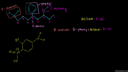 Naming amines : Amine Naming 2 Volume Organic Chemistry series by Sal Khan