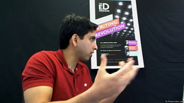 Talks and Interviews : Videocast with Sa... by Sal Khan