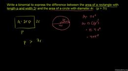 Polynomial basics : Polynomials1 Volume Algebra series by Sal Khan
