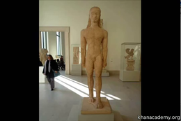 Ancient Greece : New York Kouros Volume Art History series by Beth Harris, Steven Zucker