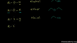 Functional groups : functional groups I Volume Organic Chemistry series by Sal Khan
