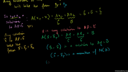 Inverse functions and transformations : ... Volume Linear Algebra series by Sal Khan