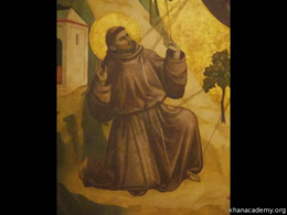 Florence : Giotto, St. Francis Receiving... Volume Art History series by Beth Harris, Steven Zucker