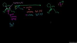SN1/SN2/E1/E2 : E2 E1 Sn2 Sn1 Reactions ... Volume Organic Chemistry series by Sal Khan