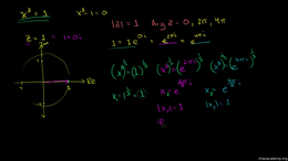 Intro to complex analysis : Exponential ... Volume Trigonometry and precalculus series by Sal Khan