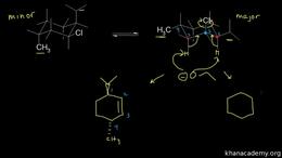 E1 and E2 reactions : E2 Elimination: su... Volume Organic Chemistry series by Sal Khan