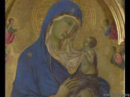 Siena : Duccio's The Virgin and Child wi... Volume Art History series by Beth Harris, Steven Zucker