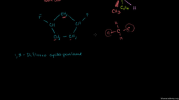 Chirality and the R,S system : Chiral Ex... Volume Organic Chemistry series by Sal Khan