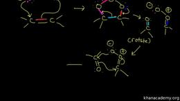 Alkene reactions : ozonolysis Volume Organic Chemistry series by Sal Khan