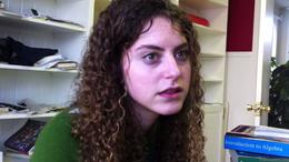 Talks and Interviews : Elizabeth Slavitt by Sal Khan