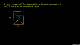 Triangles : Pythagorean Theorem 3 Volume Triangles series by Sal Khan