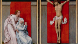 Flanders : Van der Weyden's Crucifixion,... Volume Art History series by Beth Harris, Steven Zucker