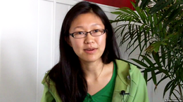Talks and Interviews : Jessica Yuen by Sal Khan
