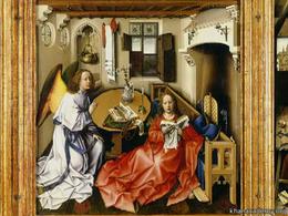Flanders : Campin's Merode Altarpiece Volume Art History series by Beth Harris, Steven Zucker