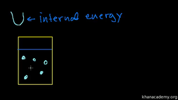 Thermodynamics : First Law of Thermodyna... Volume Science & Economics series by Sal Khan