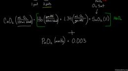 Blood : Oxygen Content Volume Science & Economics series by Rishi Desai