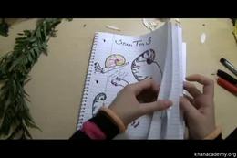 Vi Hart : Doodling in Math: Spirals, Fib... by Vi Hart