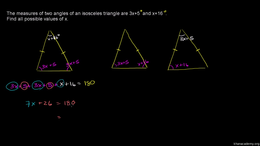 Congruence and isosceles and equilateral... Volume Geometry series by Sal Khan