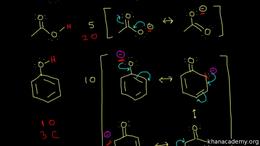 Acid/base : stabilization of conjugate b... Volume Organic Chemistry series by Sal Khan