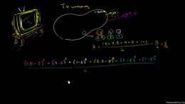 Variance and standard deviation : Sample... Volume Probability and statistics series by Sal Khan