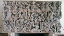 Ancient Rome : Ludovisi Battle Sarcophag... Volume Art History series by Beth Harris, Steven Zucker