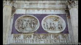 Ancient Rome : Arch of Constantine Volume Art History series by Beth Harris, Steven Zucker