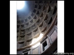 Ancient Rome : The Pantheon, Rome Volume Art History series by Beth Harris, Steven Zucker