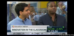 Talks and Interviews : Sal during Educat... by Sal Khan