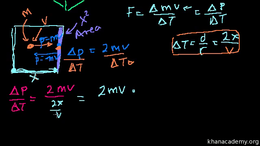 Thermodynamics : Proof: U=(3/2)PV or U=(... Volume Science & Economics series by Sal Khan