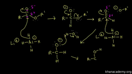 Synthesis of alcohols : preparation of a... Volume Organic Chemistry series by Sal Khan