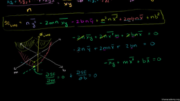 Linear regression and correlation : Proo... Volume Probability and statistics series by Sal Khan