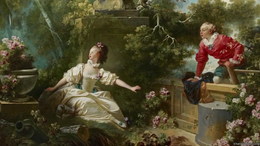 Rococo : Fragonard's The Meeting Volume Art History series by Beth Harris, Steven Zucker