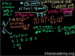 Probability using combinatorics : Condit... Volume Trigonometry and precalculus series by Sal Khan