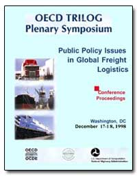 Public Policy Issues in Global Freight L... by Borges, Helena
