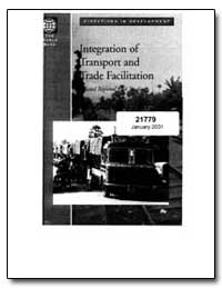 Integration of Transport and Trade Facil... by Lakshmanan, T. R.