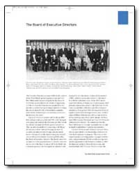 The Board of Executive Directors by Alyahya, Yahya A. M.