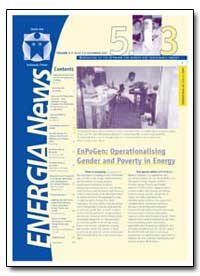 Enpogen : Operationalising Gender and Po... by Dayal, Rekha